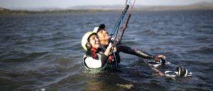 Zero to Hero Kitesurfing Course in Sardinia: Learn to Kite Surf in the fantastic kite spot of Punta Trettu in the paradise of Sardinia