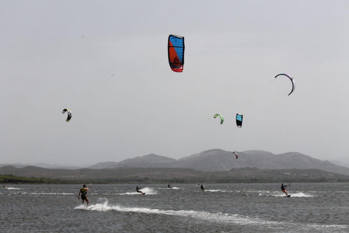 Punta Trettu Sardinia Kitesurfing Flat Water