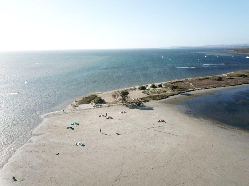 Punta Trettu Kite Beach, the perfect Spot for Kitesurfing in Sardinia